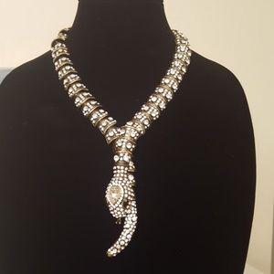 Amrita Singh Nagini necklace